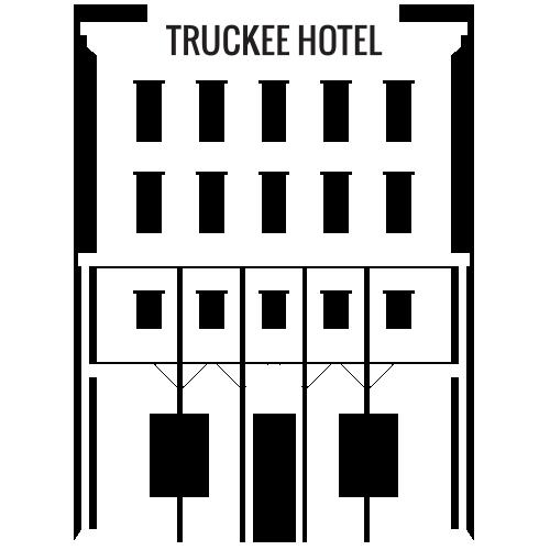 Truckee Hotel, Downtown Truckee